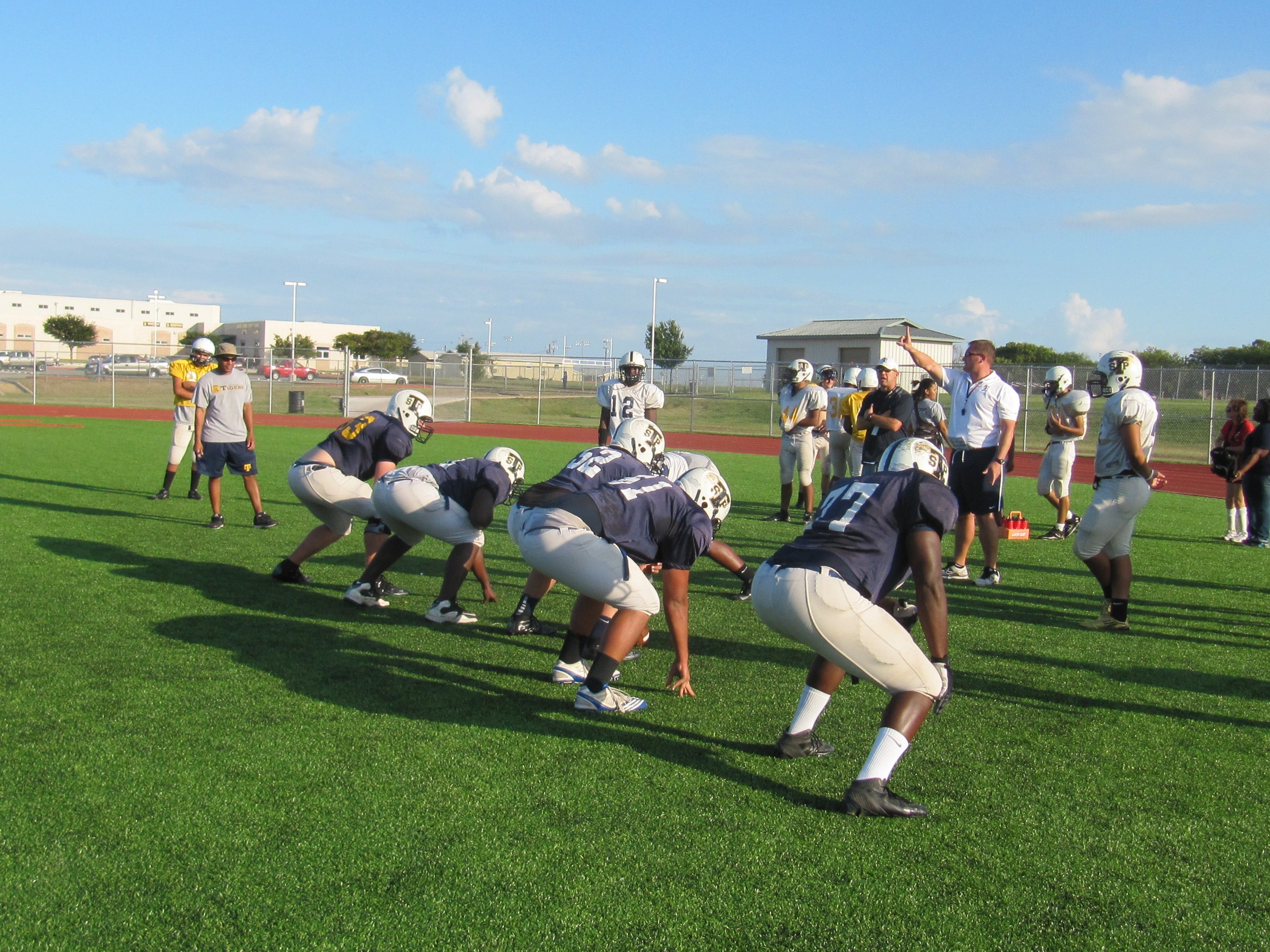 Week Eight Stony Point Tigers Big Bright Texas And Euro