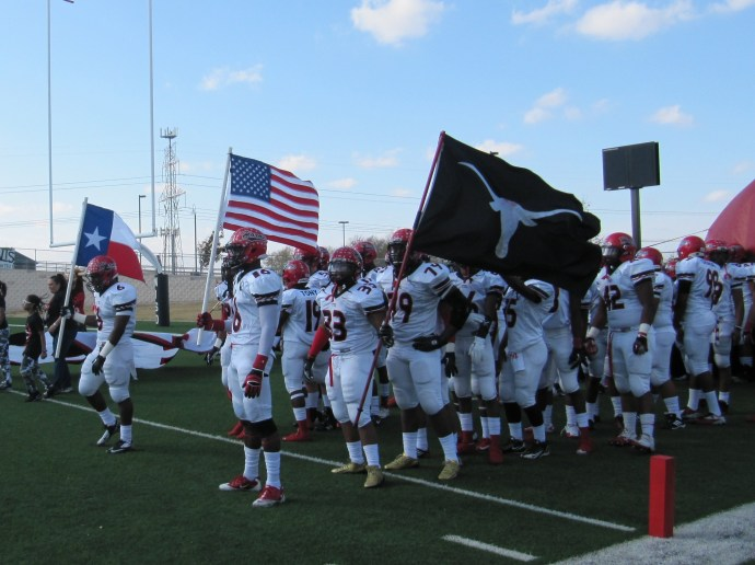 3rd Round playoffs, La Marque and Cedar Hill 024